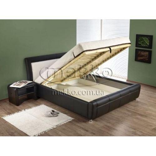 """Ліжко з підйомним механізмом """"SAMANTA P"""" (1840х2220х940мм) Halmar (Халмар)  Боярка-2"""
