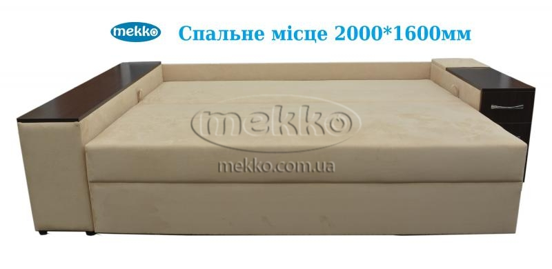 Ортопедичний кутовий диван Cube Shuttle NOVO (Куб Шатл Ново) ф-ка Мекко (2,65*1,65м)  Боярка-16