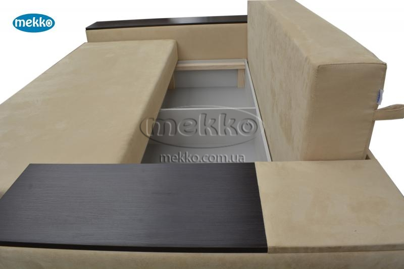 Ортопедичний кутовий диван Cube Shuttle NOVO (Куб Шатл Ново) ф-ка Мекко (2,65*1,65м)  Боярка-15